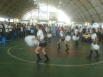 Meninas da Wordpress dançando